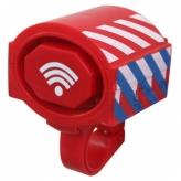 Dzwonek rowerowy Pex syrena przeciwpożarowa dioda LED
