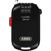 Abus kabelzamknięcie zapięcie combiflex 2501/65 c/sb