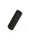 Chwyty rączki rowerowe 748 guma czarny revoshift