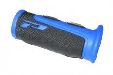 Chwyty rączki rowerowe 963 żel revoshift niebieski box