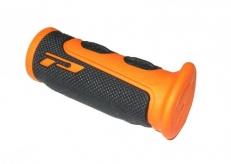 Chwyty rączki rowerowe 963 żel revoshift pomarańcz box