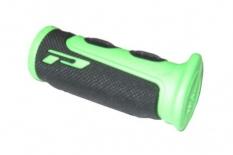 Chwyty rączki rowerowe 963 żel revoshift zielony box