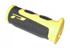Chwyty rączki rowerowe 963 żel revoshift żółty box