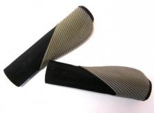 Chwyty rączki rowerowe Ergo Spencer 135mm