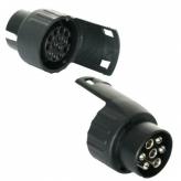 Gniazdo adapter 7 > 13 polig