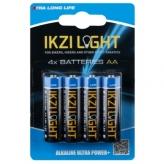 Bateria alkaliczna lr06 aa ikzi ultra power (4szt)