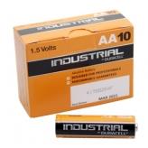 Bateria duracell industrial lr6 aa 1,5v 10szt