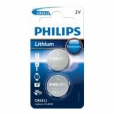 Philips bateria cr2032 lith 3v bp2