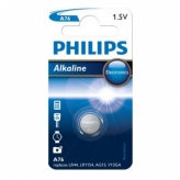 Philips bateria a76/lr44 alk 1,5v bp1