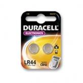 Bateria duracell lr44 1.5v 2szt