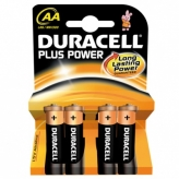 Bateria duracell plus power lr6 aa 4szt