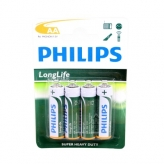 Philips bateria r6 aa 1,5v krt (4)