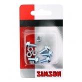 Simson błotnik boutjes m5x12 (5)