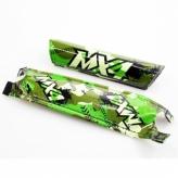 Osłona ramy kawasaki kx4 12'' zielona