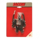 Hamulec szczękowy V-brake Saccon FV96 czarny