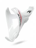 Koszyk bidonu Raceone x1 biały połysk