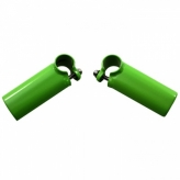Alpina rogi kierownicy 24/26 trial green