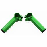 Alpina rogi kierownicy 16/20 trial green