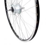 Tylne koło rowerowe 28'' czarne,nexus 8, hamulec rolkowy