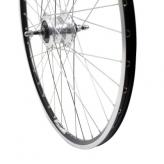 Tylne koło rowerowe 28'' czarne,nexus 7, hamulec rolkowy