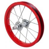 Przednie koło rowerowe lief 12'' czerwone