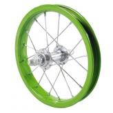 Przednie koło rowerowe lief 12'' jasno-zielone