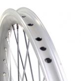 Koło rowerowe tylne merkloos 26'' x 1.75 srebrne