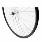 Koło rowerowe przednie merkloos 28'' zac2000  pod hamulec rolkowy czarne