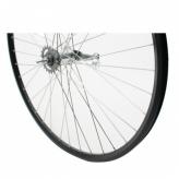 Koło rowerowe tylne merkloos 28'' zac2000 czarne