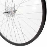 Koło rowerowe tylne merkloos 28'' zac2000 nexus 3 czarne