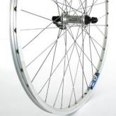 Koło rowerowe przednie merkloos 28'' zac 19  srebrne
