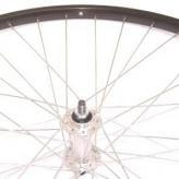 Koło rowerowe przednie merkloos 28'' czarne