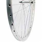Koło rowerowe przednie merkloos 28'' wysoka felga