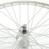 Koło rowerowe przednie merkloos 28'' srebrne