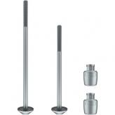 Oś piasty Abus NutFix Axle - Set 100 - 135 mm