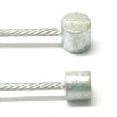 Linka biegów (dwie końcówki) elvedes shimano / suntour 6400