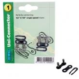 Spinka łańcucha kmc 1/8 c/l-410 (2szt)