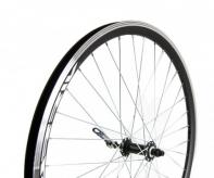 Koło rowerowe przednie 26 cali stożek Quando QR