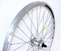 Koło rowerowe przednie 26 cali tarczowy