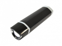 Lampka rowerowa przednia Spencer 1 LED czarna baterie