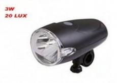 Lampka rowerowa przednia 3 watt xc-766a