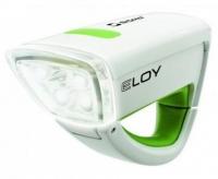Lampka rowerowa przednia Sigma Eloy biała