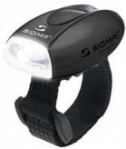 Lampka rowerowa przednia Sigma Micro czarna led