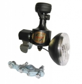 Lampka rowerowa przednia z dynamem