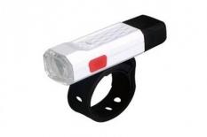 Lampka rowerowa przednia Spencer LED biała USB