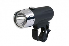 Lampka rowerowa przednia 1 wat led xc-775 czarna