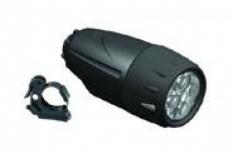 Lampka rowerowa przednia xc-769 5 led czarna