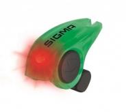 Lampka rowerowa tylna Sigma brakelight zielona