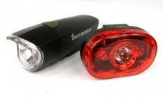 Lampki rowerowe XC785 + XC305l