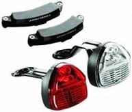 Lampki rowerowe Reelight sl120 migające z podtrzymaniem